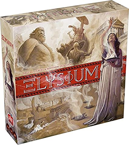 Asmodee - SCEL01FR - Jeux de cartes - Elysium