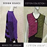 img - for Cotton Collection 1 (Design Source): Manos del Uruguay, Cotton Stria book / textbook / text book