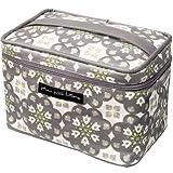 Petunia Pickle Bottom Travel Train Case Diaper Bag (Misted Marseille)
