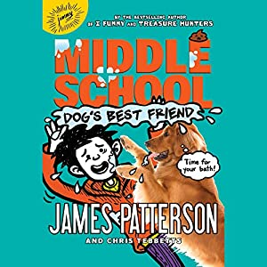 Middle School: Dog's Best Friend Audiobook