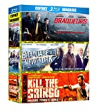 Image de Braquage : Kill The Gringo, Braqueurs (Set Up), Braquage A New-York [Blu-ray]