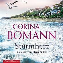Sturmherz Hörbuch von Corina Bomann Gesprochen von: Elena Wilms