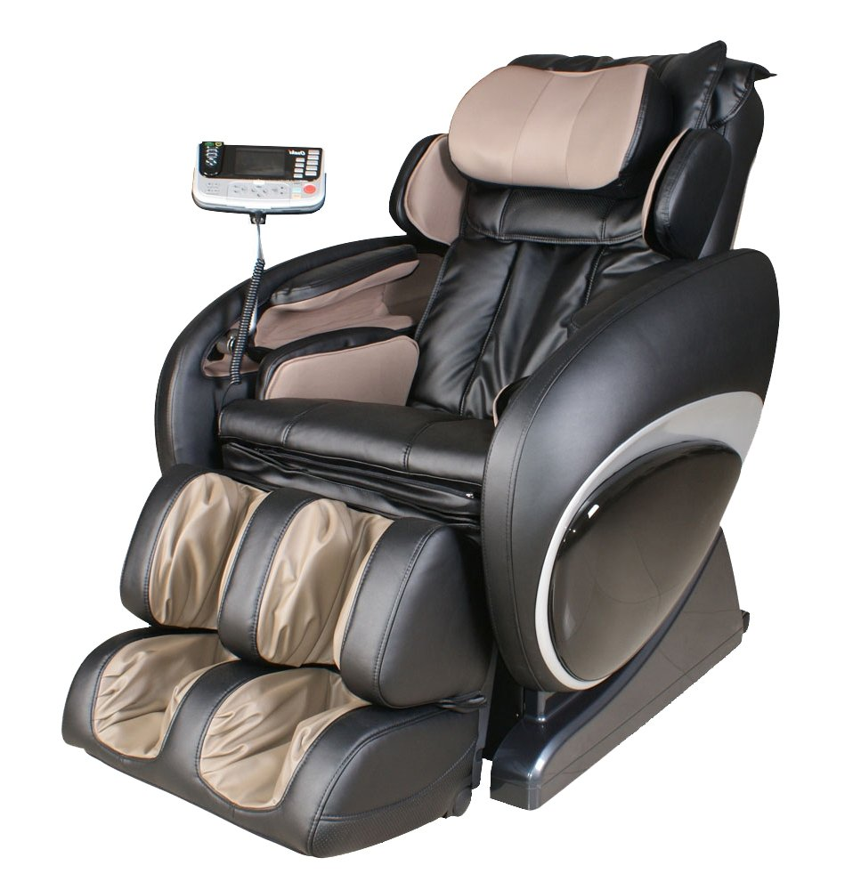 Best Massage Chair Reviews - Osaki OS-4000 Black-Beige Zero Gravity Shiatsu Massage Chair