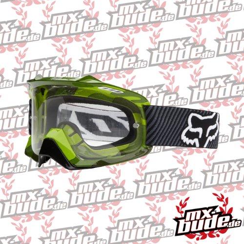 Fox Airspc MX Goggles, Camo - Clear