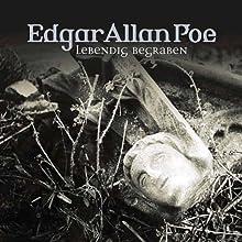 Lebendig begraben (Edgar Allan Poe 8) Hörspiel von Edgar Allan Poe Gesprochen von: Ulrich Pleitgen, Iris Berben, Till Hagen