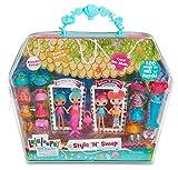 Lalaloopsy Minis Style 'N' Swap Multipack Doll- Mermaid