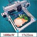 KAMOLTECH 1.6W Desktop DIY Violet Engraver Engraving Machine Picture CNC Printer Assembling Kits