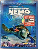 Finding Nemo (Three-Disc Collector's Edition: Blu-ray/DVD in DVD Packaging) (Spanish Version)