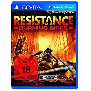 product photo for Resistance: Burning Skies