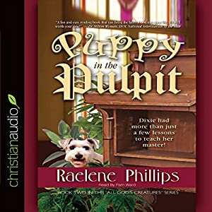 The Puppy in the Pulpit Audiobook