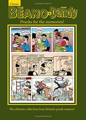 Beano/Dandy Giftbook (Annuals 2016)
