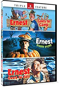 Ernest Triple Feature