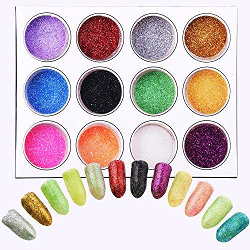 value-makers-12-color-nail-glitter-polvo-polvo-tip-nail-art-decoracion-set-apto-para-unas-rostro-cue