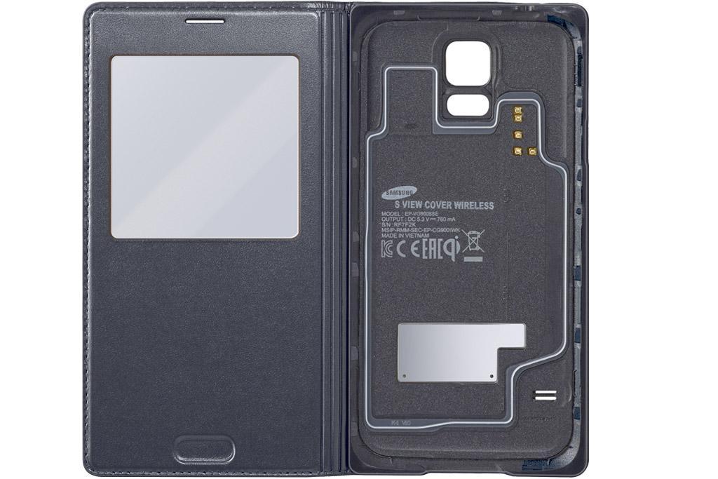 Qi Wireless Charging Samsung Galaxy S5