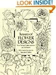 Treasury of Flower Designs for Artist...
