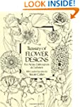 Treasury of Flower Designs for Artist...