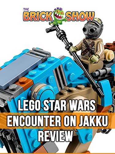 LEGO Star Wars Encounter on Jakuu Review (75148)