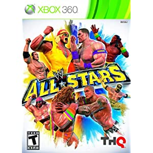 WWE All Stars Video Game for Xbox 360