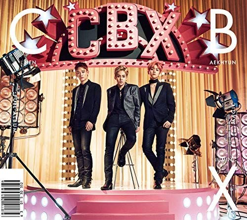 CD : Exo-Cbx - Magic (Limited Edition, With DVD, Japan - Import)