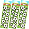 """Football Sticker Strip - 12 stickers in pack, 6 packs supplied [Toy]"""