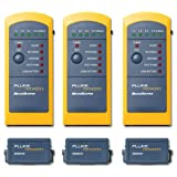 Fluke Networks MT-8200-49A Cable Tester (Pack of 3) (Tamaño: Pack of 3)