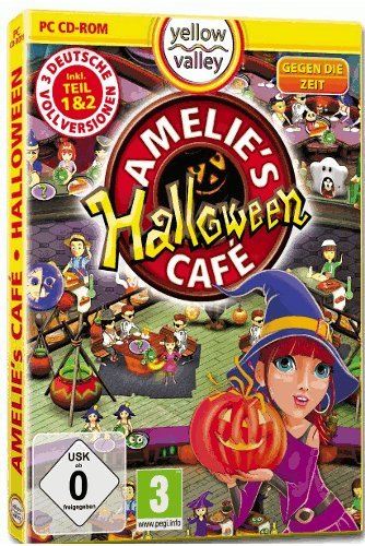 Amelies Cafe Halloween [Yellow Valley]