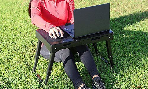 Imountek Multi Functional Portable Laptop Table Internal