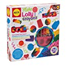 ALEX Toys Make Your Own Lollypop Crayons