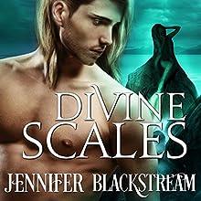 Divine Scales: Blood Prince, Book 4 Audiobook by Jennifer Blackstream Narrated by Matt Addis