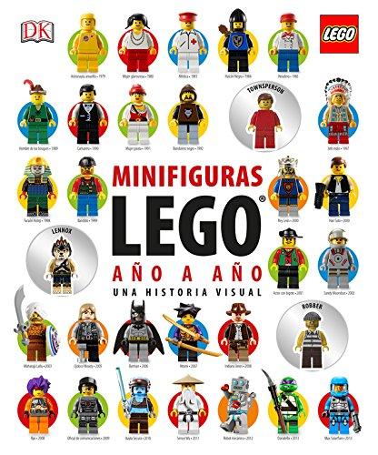 Lego Minifiguras. Año A Año