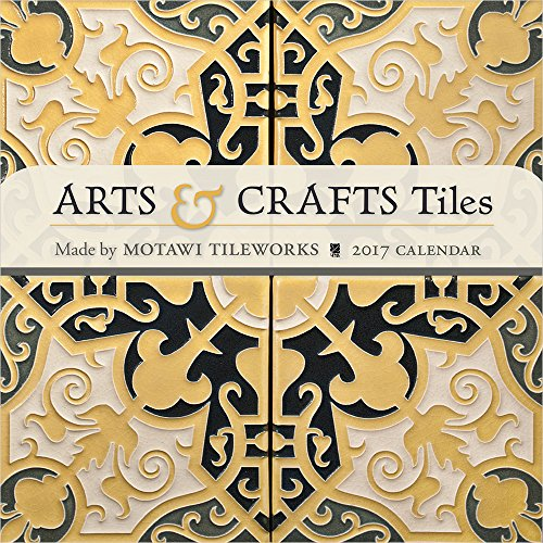 arts-crafts-tiles-2017-mini-wall-calendar