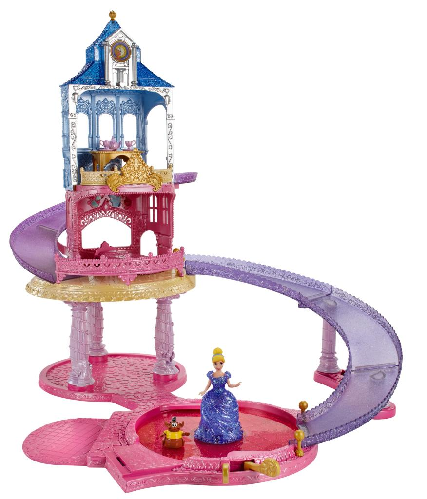 Disney Princess Toys : Amazon disney princess glitter glider castle playset