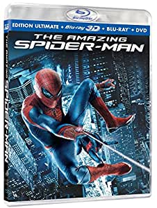 The Amazing Spider-Man [Combo Blu-ray 3D + Blu-ray + DVD]