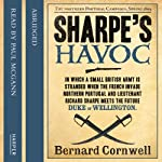 Sharpe's Havoc: Sharpe, Book 7 (       ABRIDGED) by Bernard Cornwell Narrated by Paul McGann