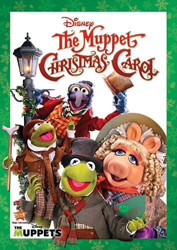 Cover art for  The Muppet Christmas Carol