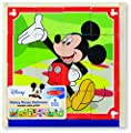 Mickey Mouse Clubhouse Wooden Cube Puzzle by Melissa & Doug