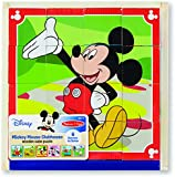 Mickey Mouse Clubhouse Wooden Cube Puzzle
