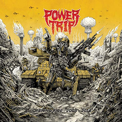 Vinilo : Power Trip - Opening Fire: 2008-2014 (LP Vinyl)