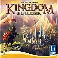 Queen Games 60832 Kingdom Builder Board Game