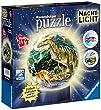 Ravensburger 12141 - Dinosaurier - Nachtlicht puzzleball, 72 Teile