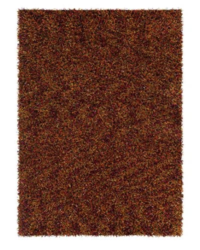 Bunker Hill Rugs Blossom Hand-Woven Shag Rug