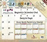 Legacy 2014 Magnetic Calendar Pad, Do Good