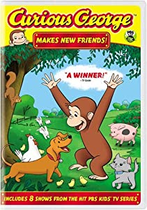 Curious George Makes New Friends