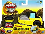 Play-Doh Diggin' Rigs Tool Crew: Rolland the Steamroller
