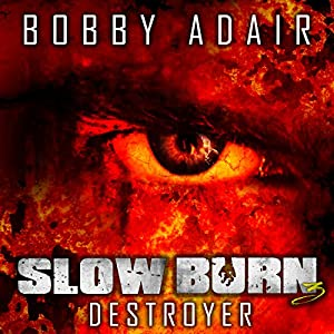 Slow Burn: Destroyer, Book 3 | [Bobby Adair]