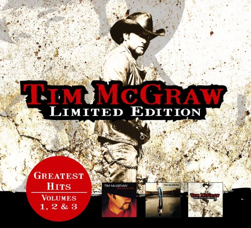 Tim Mcgraw - Greatest Hits: Limited Edition (3 CD) - Zortam Music