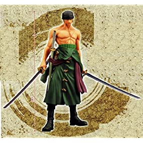 ワンピース MASTER STARS PIECE THE RORONOA.ZORO 全1種 ゾロ