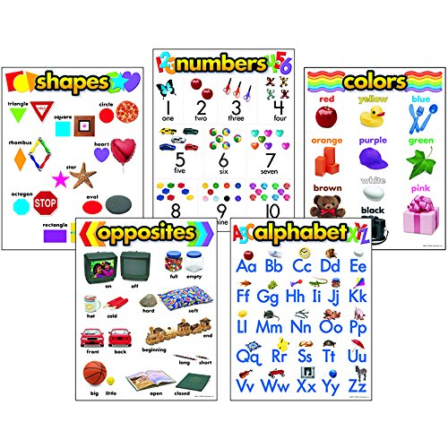 Educational Charts For Kids Browse Educational Charts For Kids At
