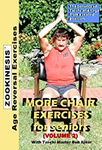 More Chair Exercises for Seniors DVD