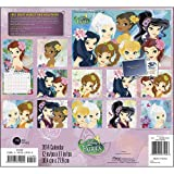 2014 Disney Fairies WALL Calendar